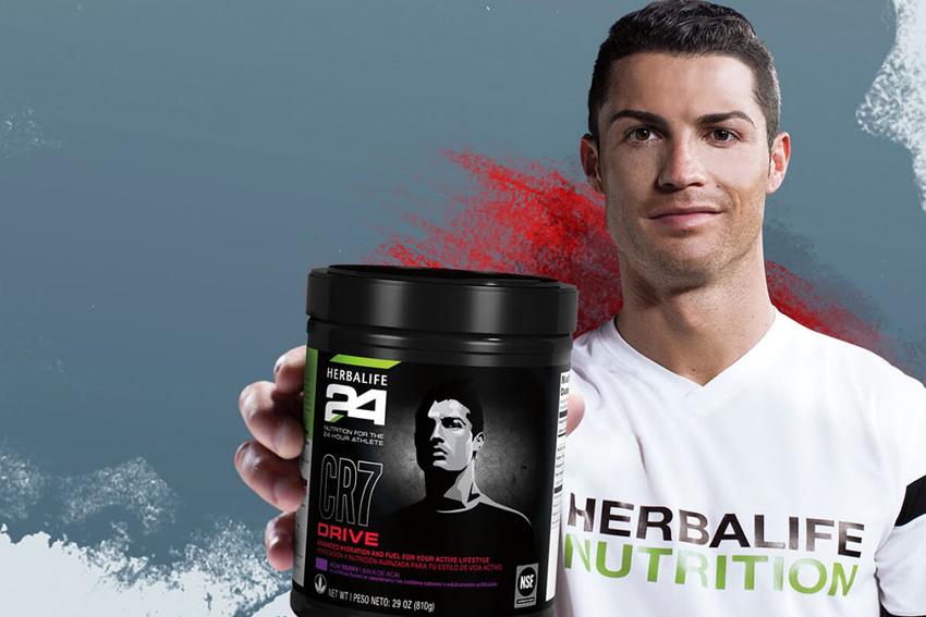 Herbalife | CR7 Drive – Drink per l'Idratazione avanzata e la Resistenza