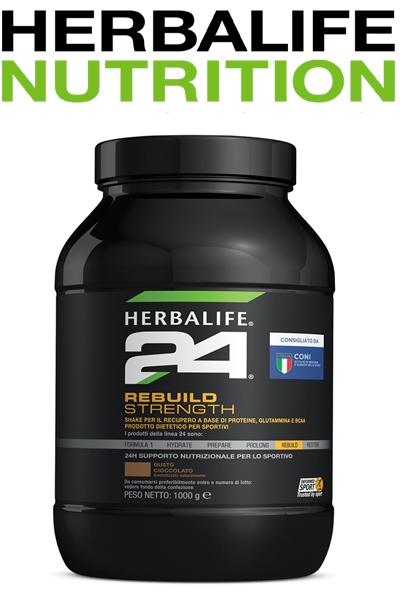 Tutto Saldi | Prodotti - Herbalife - Rebuild Strength - Cioccolato